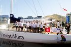 African yacht secures podium place into Cape Town on world's longest ocean race