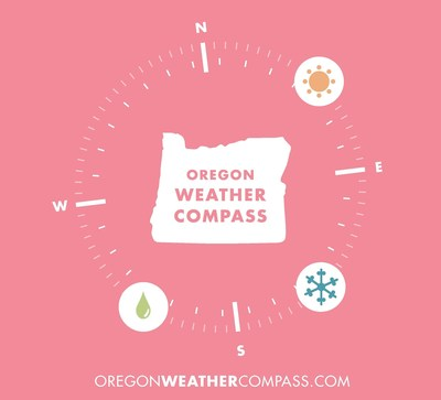 Oregon has the weather you're looking for.