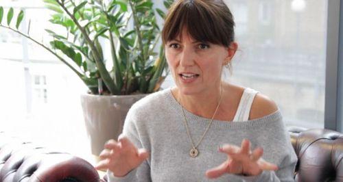 TV Personality Davina McCall is one of Osper's Founding Families (PRNewsFoto/Osper)