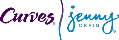 Curves and Jenny Craig Logo
