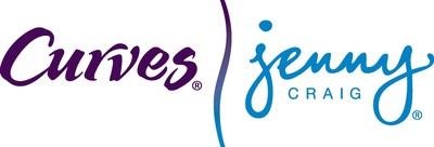 Curves and Jenny Craig Logo