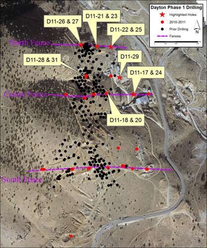 Comstock Mining - Dayton Drilling Finds Highest Grade Mineralization To Date