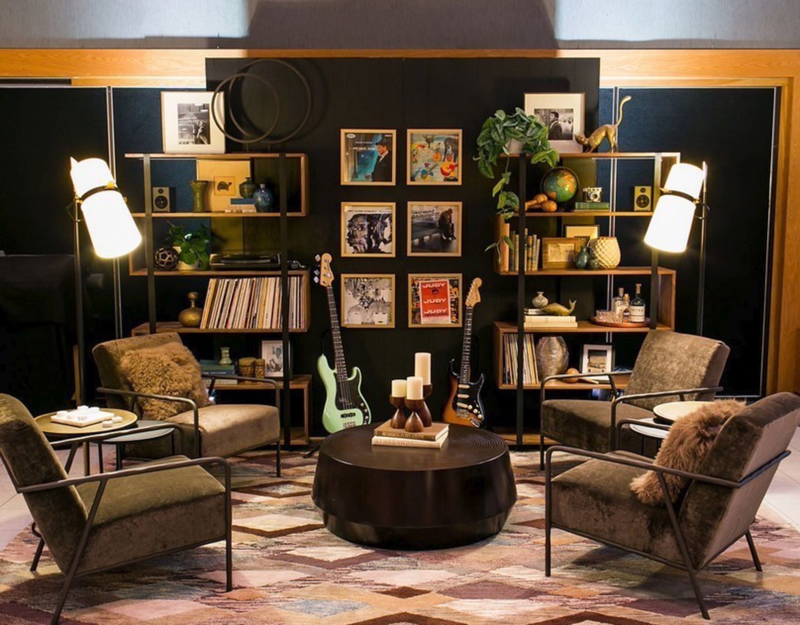 Crate And Barrel Launches The Listening Room Collection