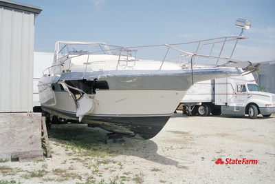 State Farm Releases Top Causes of Boat Damage and Urges Safety When on the Water.
