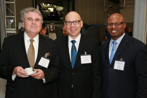 Mercedes-Benz Research & Development North America, Inc. Opens Expanded TechCenter. (PRNewsFoto/Mercedes-Benz ...