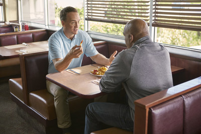 Nationwide and Peyton Manning: Lunch