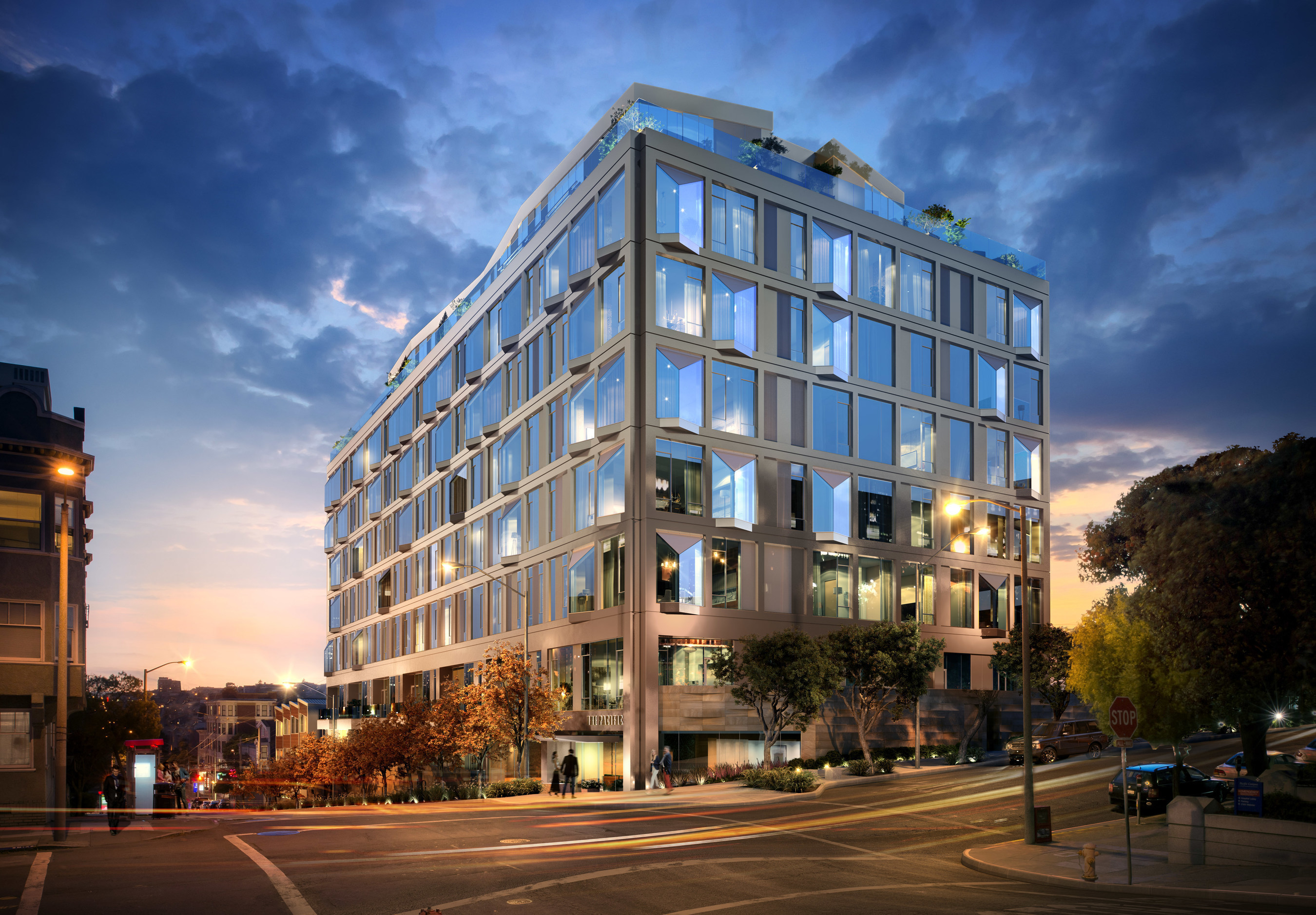 First Phase Of Residences At The Pacific In San Francisco Sells Out; Trumark Urban Reaches Over $120 Million In Sales