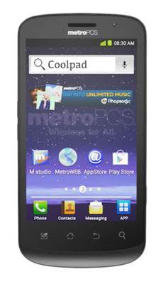 MetroPCS Adds to Affordable 4G LTE Smartphone  Lineup with Launch of Coolpad Quattro(TM) 4G.  (PRNewsFoto/MetroPCS Communications, Inc.)