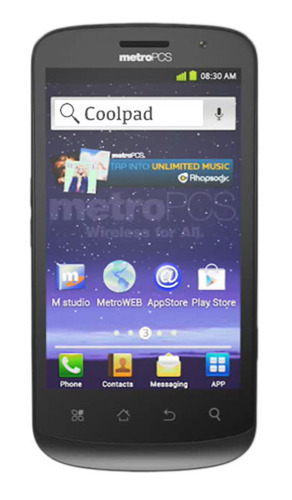 MetroPCS Adds New Affordable 4GLTE Smartphone to Lineup with Launch of Coolpad Quattro™ 4G