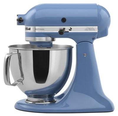 KitchenAid Stand Mixer in Cornflower Blue