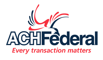 ACH Federal focuses on tailoring its robust and modular technology to suit the needs of community banks, credit unions and small-to-medium enterprises.  (PRNewsFoto/ACH Federal)
