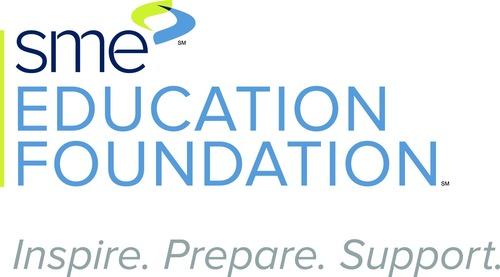 SME Education Foundation logo (PRNewsFoto/SME)