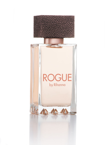 Rihanna takes you on a daring journey with her new fragrance, Rogue by Rihanna.  (PRNewsFoto/Parlux Fragrances ...