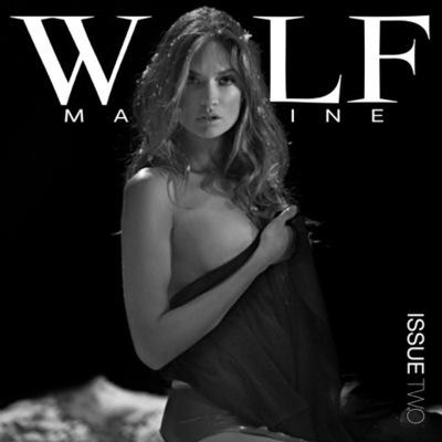 Wolf Magazine Issue Two (PRNewsFoto/Wolf Magazine)