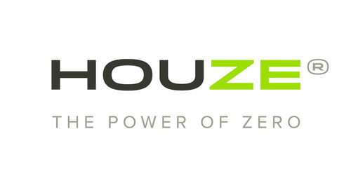 HOUZE Advanced Building Science Inc. Logo.  (PRNewsFoto/HOUZE Advanced Building Science Inc.)