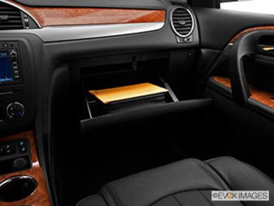 """What's in the Glove Box?""  (PRNewsFoto/Briggs Nissan)"
