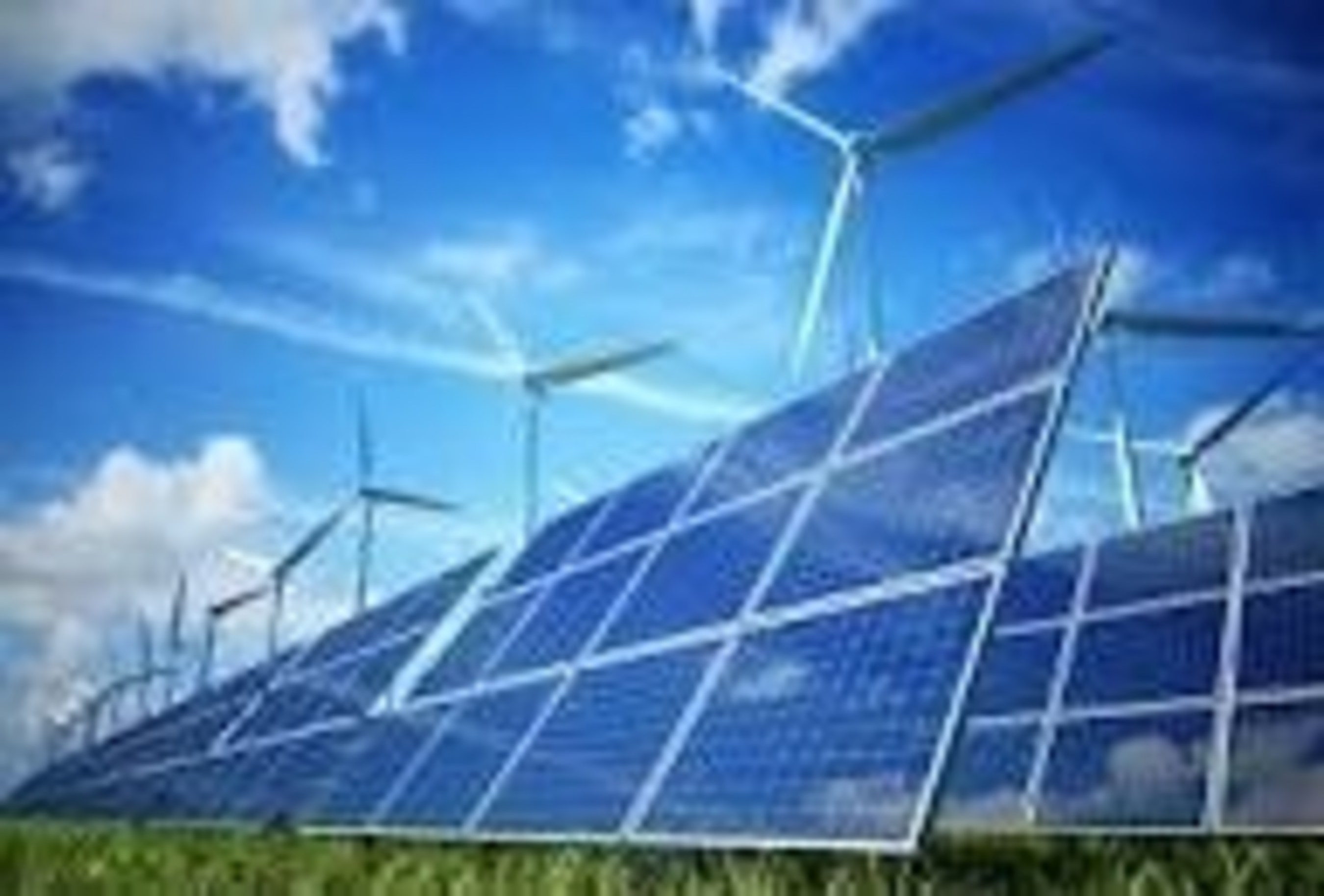 Wind/Solar (PRNewsFoto/Corporate Whistleblower Center)