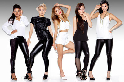 International girl group, BLUSH, announces exclusive deal with major label. (PRNewsFoto/Capitol Records)