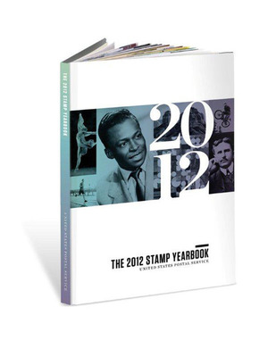 Start your holiday shopping early by purchasing the 2012 Stamp Yearbook and other products from the U.S. Postal Service.  (PRNewsFoto/U.S. Postal Service)