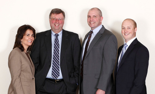 Berkshire Bank Eastern Massachusetts Lending Team: Joanne R. Tercho, Brant A. McDougall, John M. Malvey, and ...