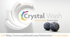 Crystal Wash.  Not just clean, Crystal Clean.