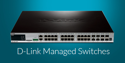 D-Link 30-Day Evaluation on Business-Class Product Program gives customers access to D-Link(R) managed switches, WLAN and storage solutions prior to purchase. (PRNewsFoto/D-Link)