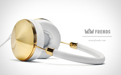 Frends Headphones.  (PRNewsFoto/FRENDS)