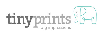 Tiny Prints New Logo tinyprints.com. (PRNewsFoto/Tiny Prints, Joann Wu)