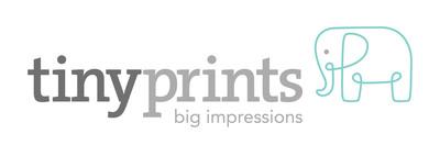 Tiny Prints New Logo tinyprints.com. (PRNewsFoto/Tiny Prints, Joann Wu)
