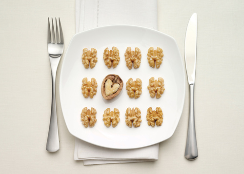 Latest Research Shows Heart Health Benefits of Walnuts in the German Diet.  (PRNewsFoto/California Walnut ...