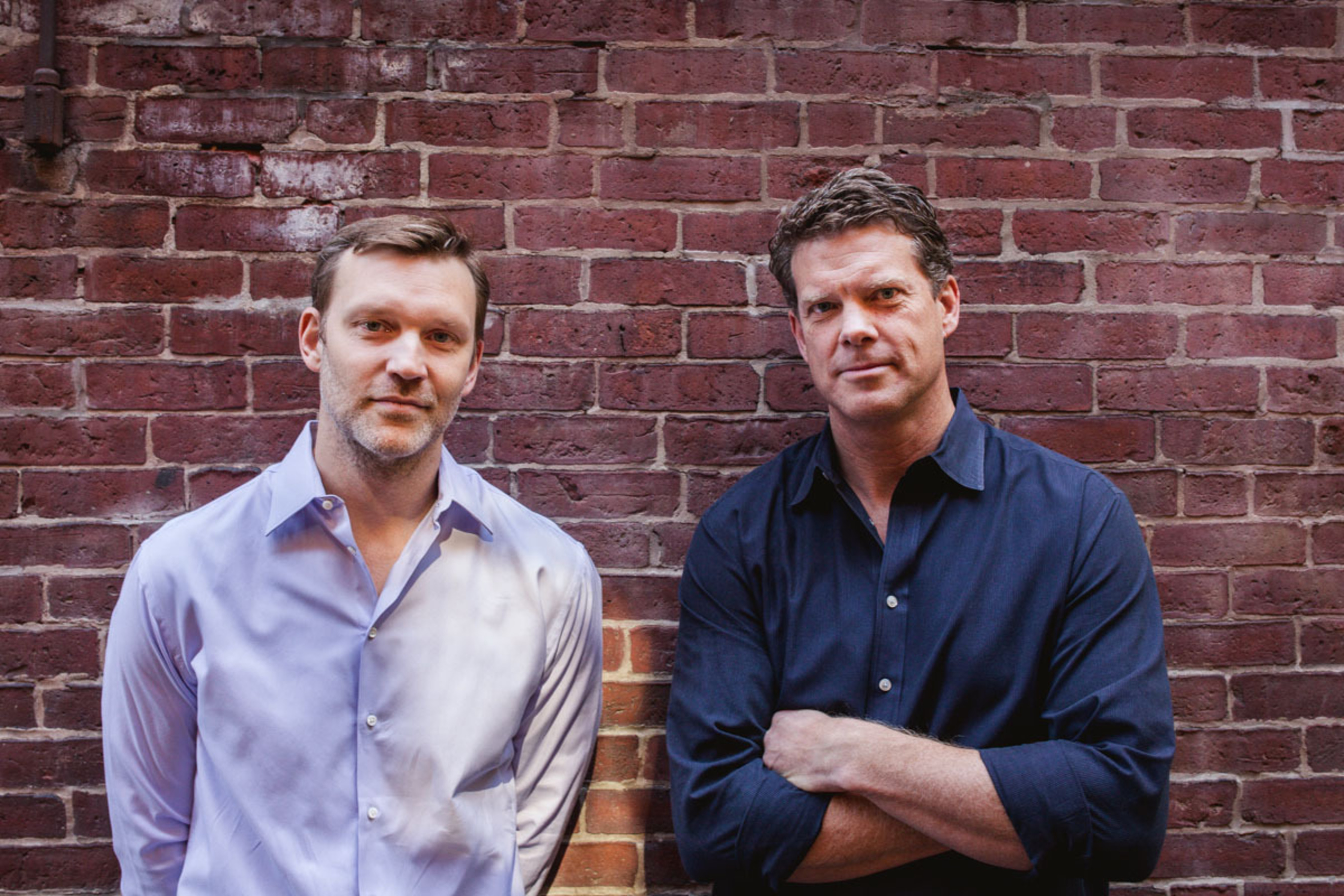 Elliott Seaborn and Paul Nelson, Managing Directors, Arnold Worldwide, Boston. (PRNewsFoto/Arnold Worldwide) (PRNewsFoto/ARNOLD WORLDWIDE)