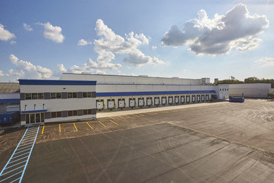 Tippmann Innovation designed/Merchandise Warehouse advanced refrigerated facility: Indianapolis, IN