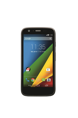 Smartphones and Fashion: Cricket Wireless Puts Design on Demand with Debut of New 4G LTE Moto G (PRNewsFoto/Cricket Wireless)