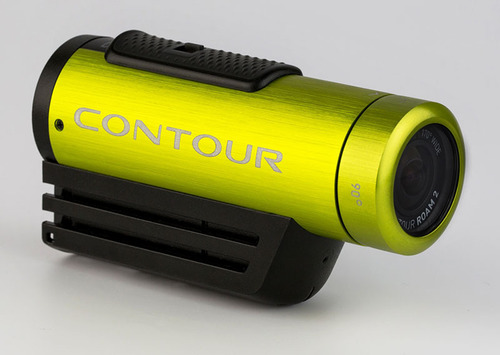 The easy-to-use waterproof ContourROAM2 brings color to your world along with 60fps, and beautiful HD video. Contour 2 Includes GPS video mapping. (PRNewsFoto/Icon Networks) (PRNewsFoto/ICON NETWORKS)