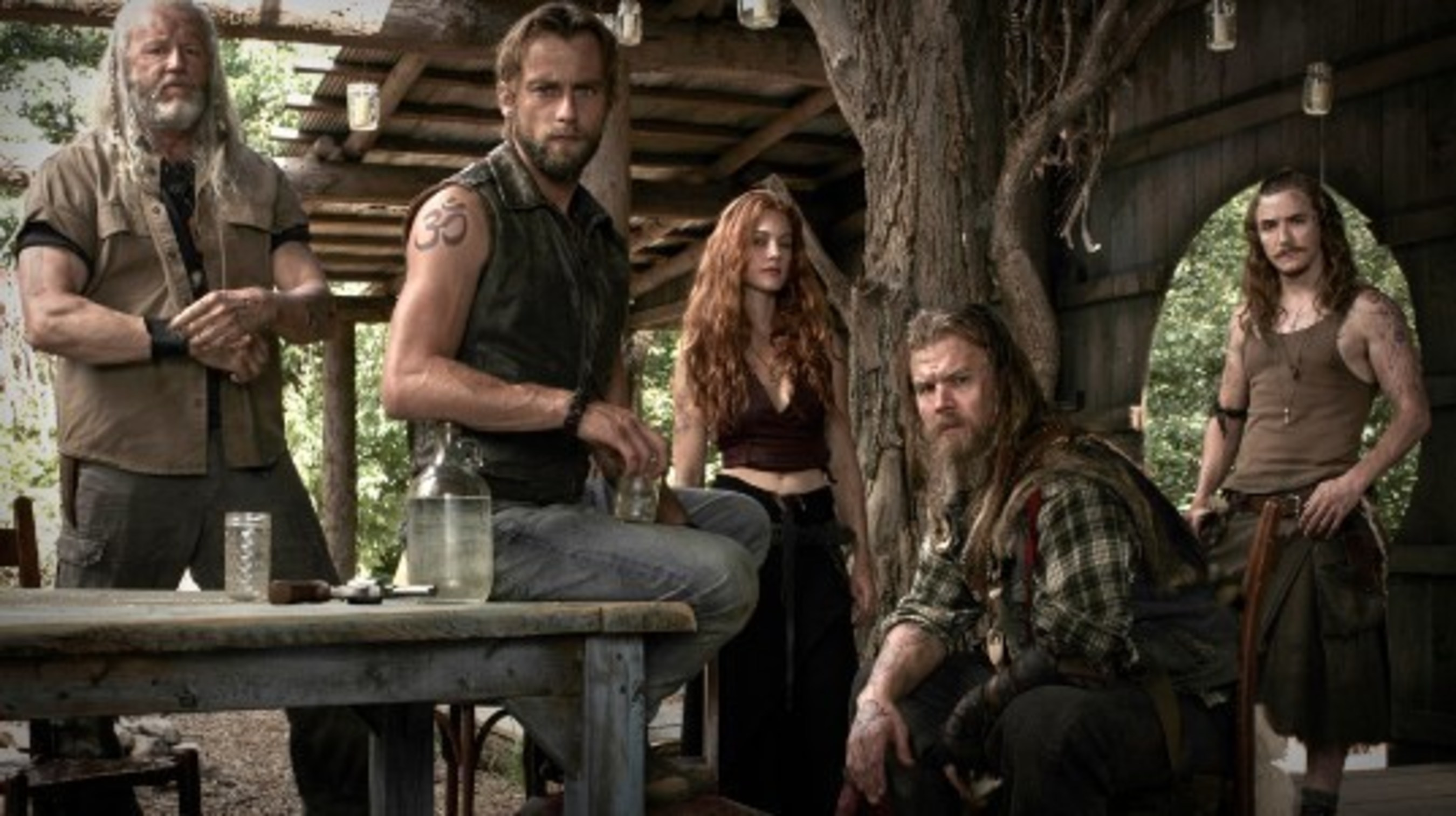 Ged-Gedyah! WGN America Renews Breakout Hit Series 'Outsiders' For Season Two