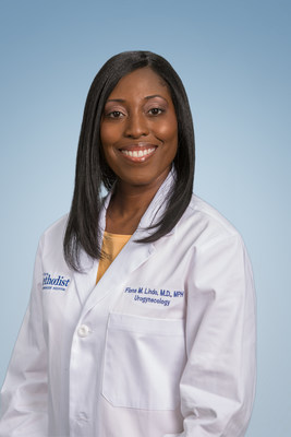 Urogynecologist Dr. Fiona M. Lindo joins Houston Methodist Urogynecology Associates at Houston Methodist Willowbrook Hospital.