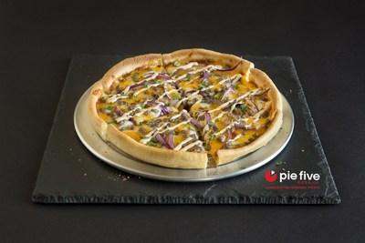 Pie Five Pizza Co. takes-on Tex-Mex with Cinco de Pie-o LTO, The Whole Pie Chilada