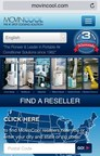 MovinCool Responsive Website