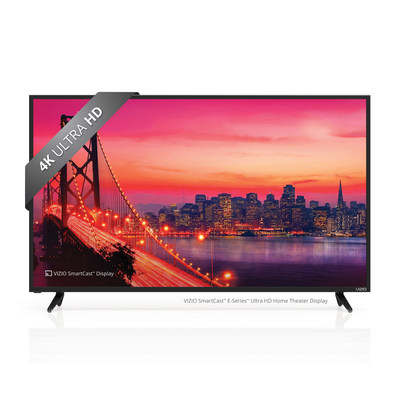 VIZIO SmartCast E-Series Ultra HD Home Theater Display Joins Next Generation Smart Entertainment Ecosystem with Ultra HD Picture Quality. All-New Collection Works With VIZIO SmartCast App that Turns iOS and Android Mobile Screens Into A Powerful Touchscreen Remote.