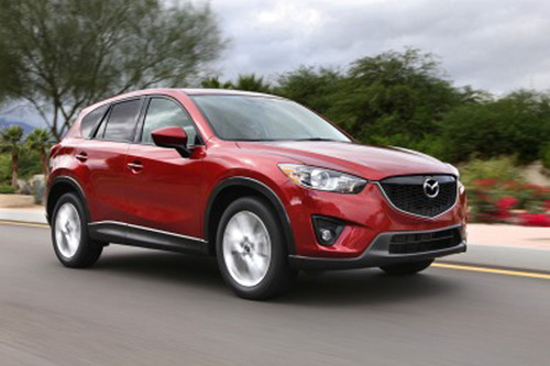 The 2013 Mazda CX-5 has arrived at Bill Jacobs Mazda in Joliet, Illinois.  (PRNewsFoto/Bill Jacobs Mazda)