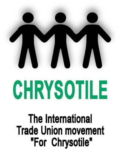 "International Trade Unions Movement ""For Chrysotile"" Logo (PRNewsFoto/ITU Movement ""For Chrysotile"")"