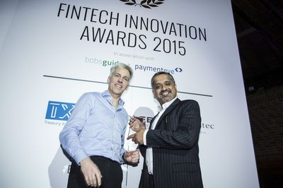 Panamax Wins Fintech Innovation Award 2015 for MobiFin