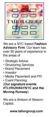 Tahor Group Boutique Fashion Advisory