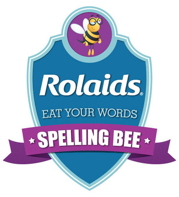 "Play the Rolaids ""Eat Your Words"" Spelling Bee game at Facebook.com/Rolaids"