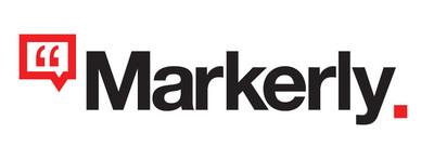 Markerly Logo (PRNewsFoto/Markerly)