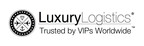 LuxuryLogistics Logo.  (PRNewsFoto/LuxuryLogistics)