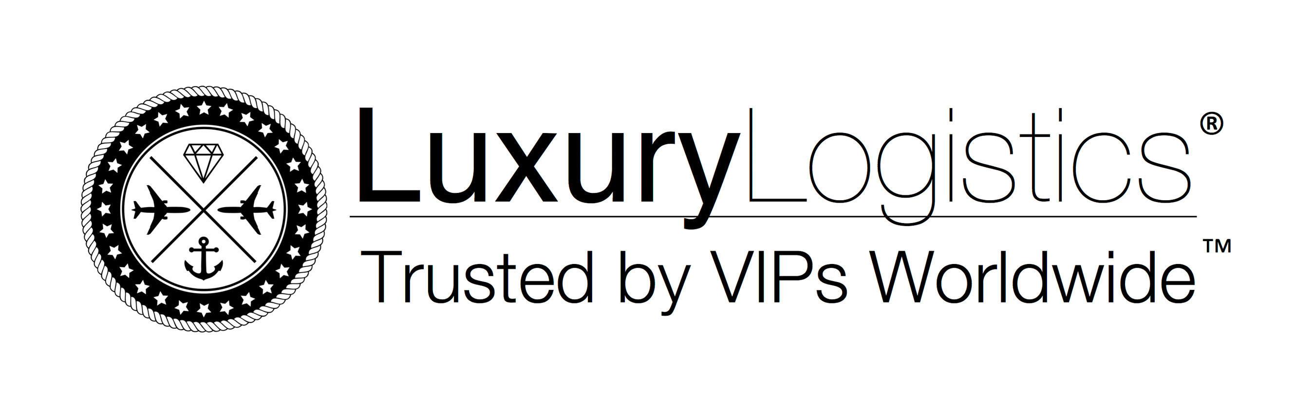 LuxuryLogistics Logo. (PRNewsFoto/LuxuryLogistics) (PRNewsFoto/LUXURYLOGISTICS)