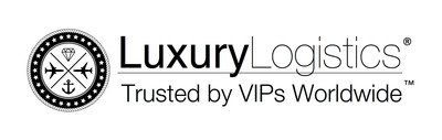 LuxuryLogistics Logo.  (PRNewsFoto/LuxuryLogistics)
