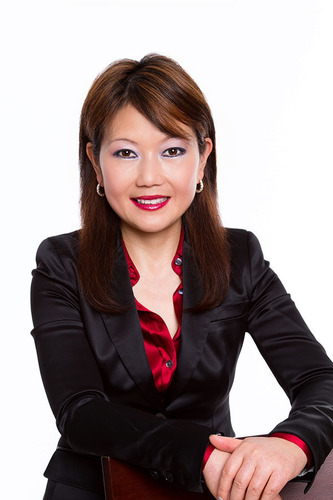 Jane Li - COO, Huawei Enterprise Business Group USA.  (PRNewsFoto/Huawei)