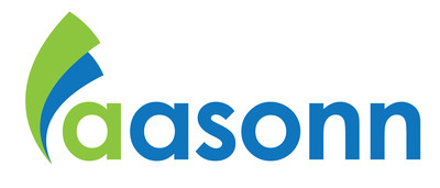 Aasonn Logo.  (PRNewsFoto/Aasonn)